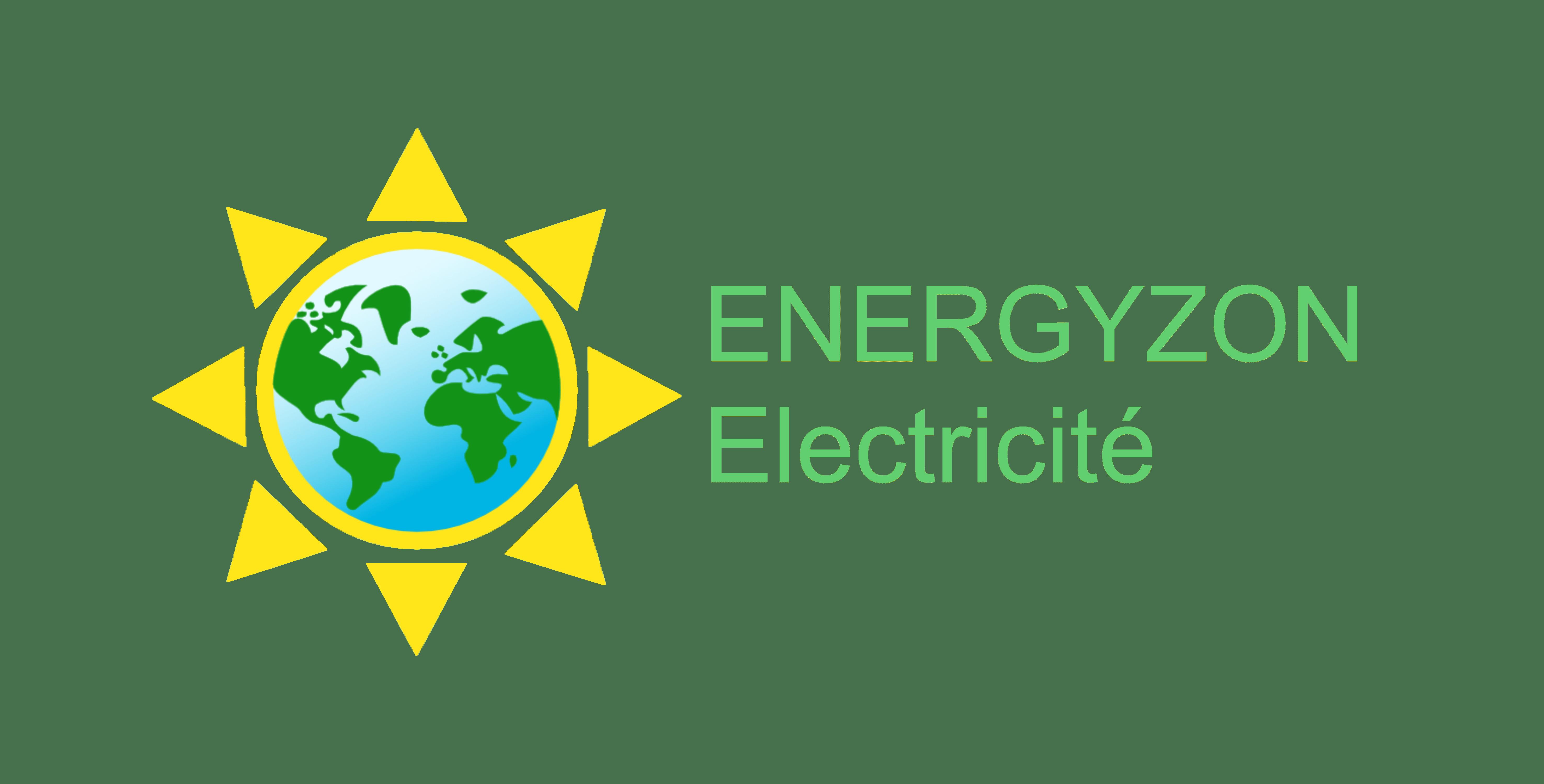 ELECTRICITE ENERGYZON Logo